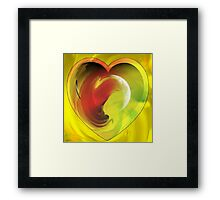 You Light Up My Life-Art + Design products Framed Print