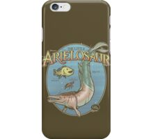 PREHISTORIC PRINCESS - The Little Arielosaur iPhone Case/Skin
