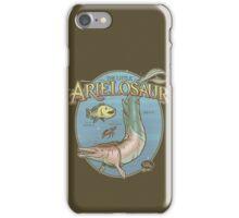 PREHISTORIC PRINCESS - The Little Arielosaur iPhone Case/Skin