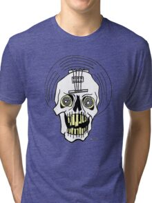 DEATH BY STEREO Tri-blend T-Shirt