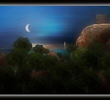 ©The Coastal Brocoli I-A by OmarHernandez