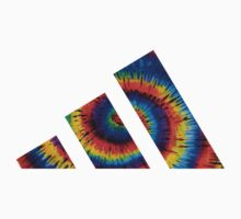 Adidas psychedelic by Zach Muldoon
