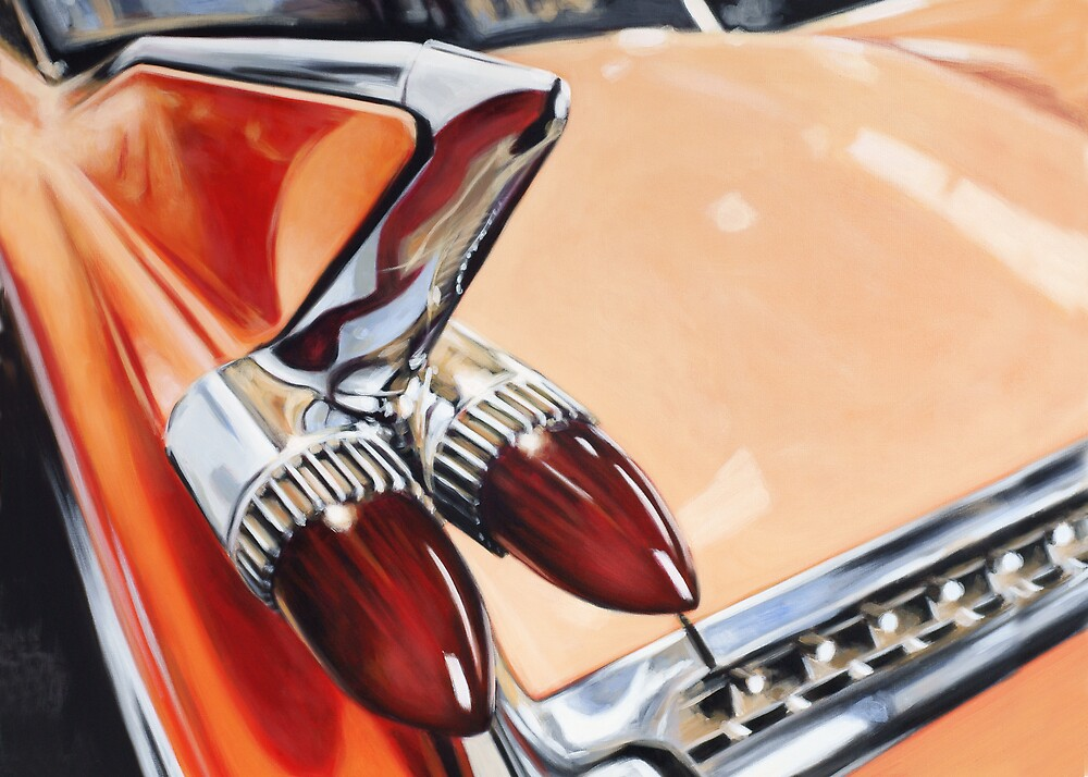 Cadillac by Klaus Boekhoff