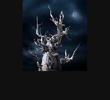 The ghost of Pinus longaeva. Unisex T-Shirt