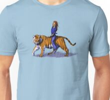 The Tiger Rider Unisex T-Shirt