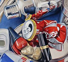 Still Life II by Klaus Boekhoff