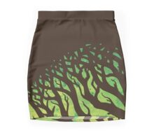 Autumn Breeze Pencil Skirt