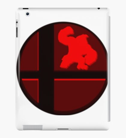 Smash Bros. Donkey Kong iPad Case/Skin