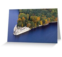 Old Castle (The Baltic states) Greeting Card