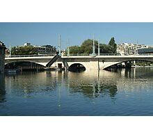 Coulou bridge Photographic Print