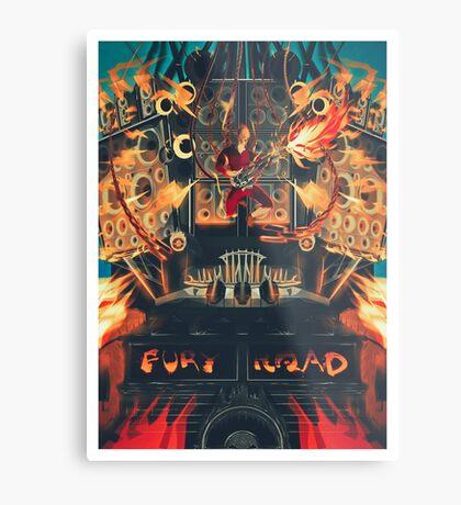 Doof Warrior Metal Print