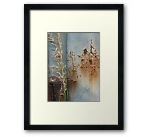 Standing up © Framed Print
