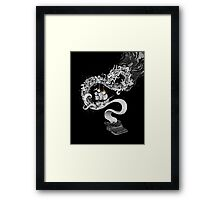 Unleashed Imagination Framed Print