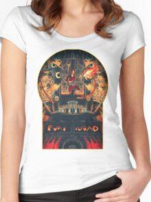 Doof Warrior Women's Fitted Scoop T-Shirt