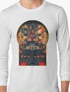 Doof Warrior Long Sleeve T-Shirt