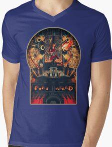 Doof Warrior Mens V-Neck T-Shirt