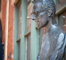 Buddy Holly by Colleen Drew