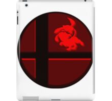 Smash Bros. Duck Hunt iPad Case/Skin