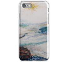 WINTER TREK(C2015) iPhone Case/Skin