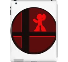 Smash Bros. Mega Man iPad Case/Skin