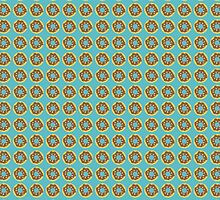 Doughnut Pattern by amcrist