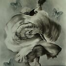 """""""Madame Butterfly"""" by Alice McMahon"""