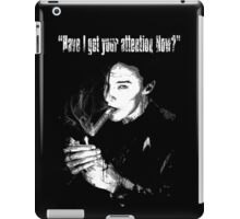 Star Trek Into Darkness - Khan iPad Case/Skin