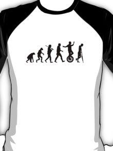evolution overconfidence T-Shirt