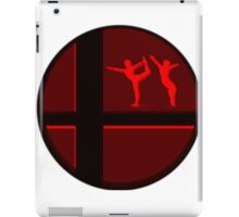 Smash Bros. Wii Fit Trainer iPad Case/Skin