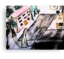 Moonlit Memories Canvas Print