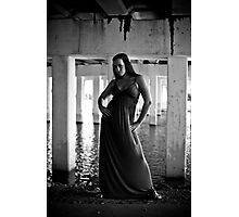 Grecian goddess Photographic Print
