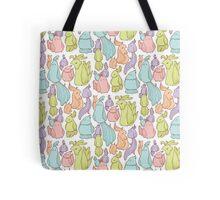 Tropical Birdies Pillow & Tote Tote Bag