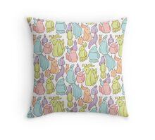 Tropical Birdies Pillow & Tote Throw Pillow
