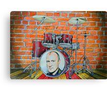 Phil Collins Fan Art Canvas Print