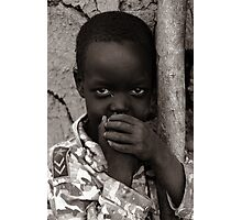Masai Photographic Print