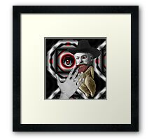 Stir Crazy - Buffalo Bill Framed Print