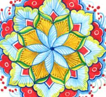 Mandala Watercolor  Sticker