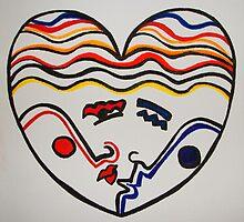 I  Love You by Ming  Myaskovsky