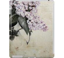 The lilac morning iPad Case/Skin
