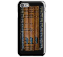 The Thinker's Library - iPhone Case iPhone Case/Skin