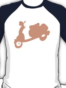 Vespa Scooters T-Shirt