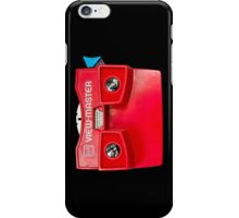 Viewmaster - 3D in the 70's! iPhone Case/Skin