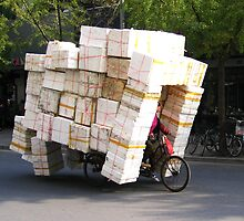 Loaded - Shanghai, China  by John Meckley