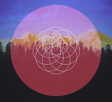 Mountain Om by Meagan Snee