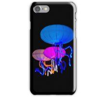 The Jellies - Sydney Vivid Festival - iPhone Case iPhone Case/Skin