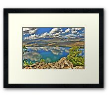 Lake Dillon Framed Print