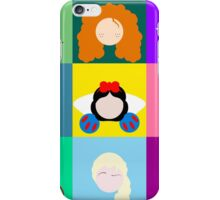 Disney Icons iPhone Case/Skin