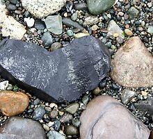 My Heart Is A Rock by starlitewonder