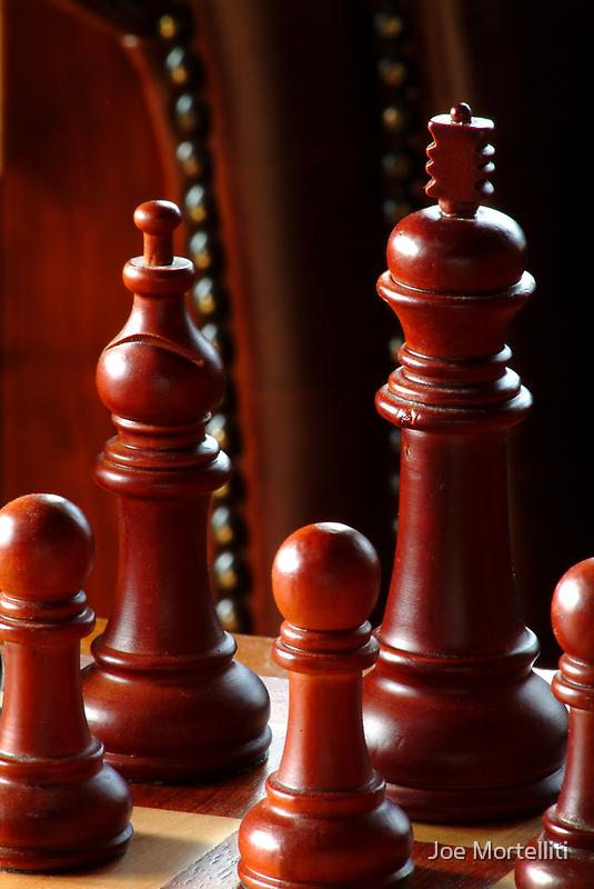 Chess by Joe Mortelliti
