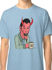 SLAVE TO THE DEVIL Classic T-Shirt